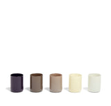 Home Fragrance + Candle Holders HAY Spot Votive (Set of 5): Grey - The Union Project, Cheltenham, free delivery