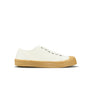 Novesta Womens Star Master: White / Gum Sole