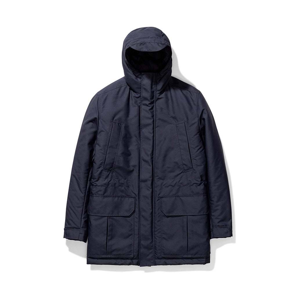 Outerwear Norse Projects Stavanger EcoNyl: Dark Navy - The Union Project, Cheltenham, free delivery