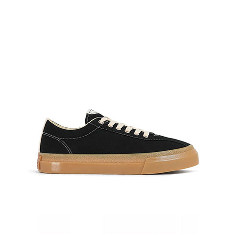 Footwear Stepney Workers Club Dellow Canvas: Black / Gum - The Union Project, Cheltenham, free delivery