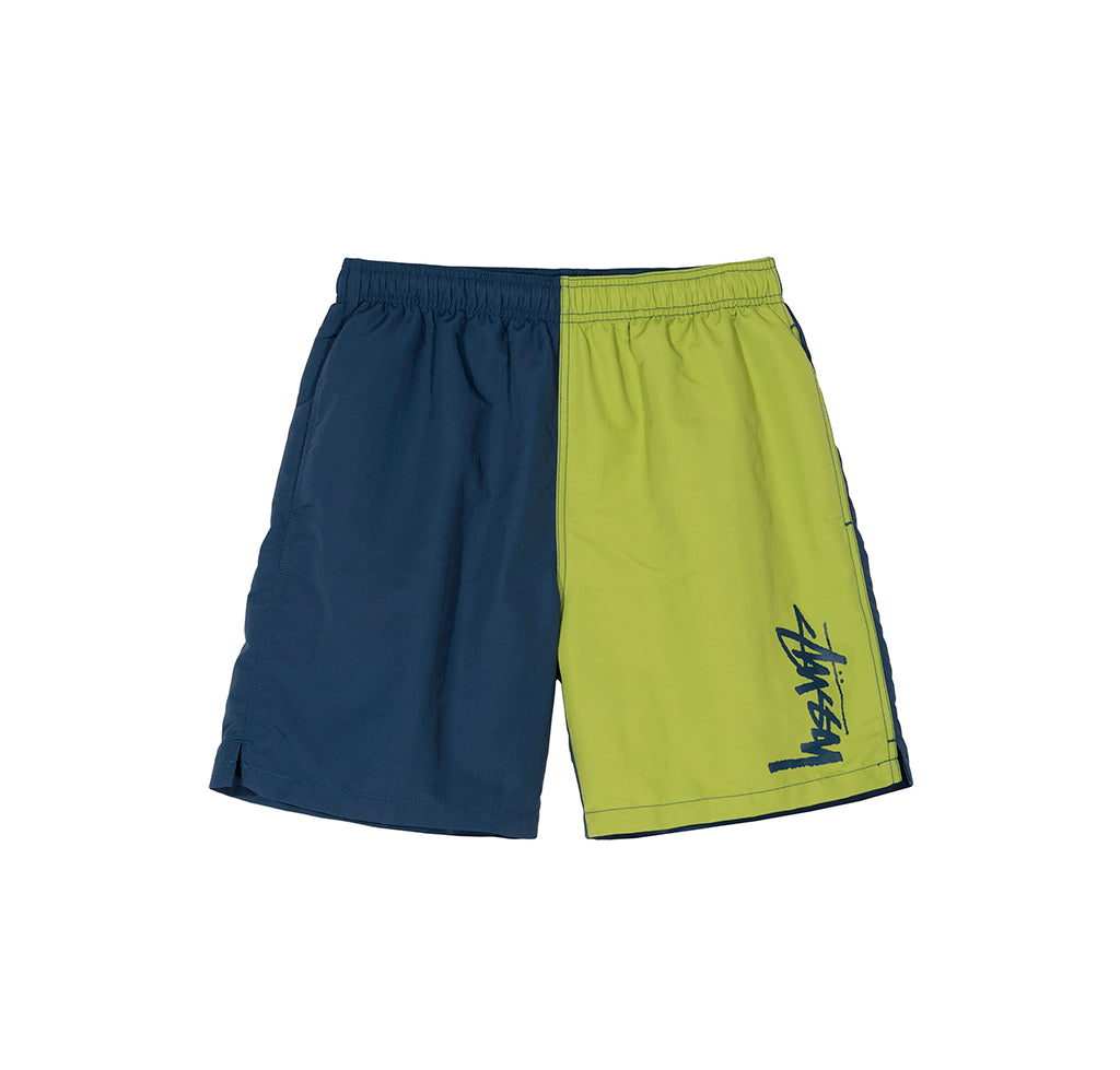 Shorts Stussy Panel Water Short: Navy - The Union Project, Cheltenham, free delivery