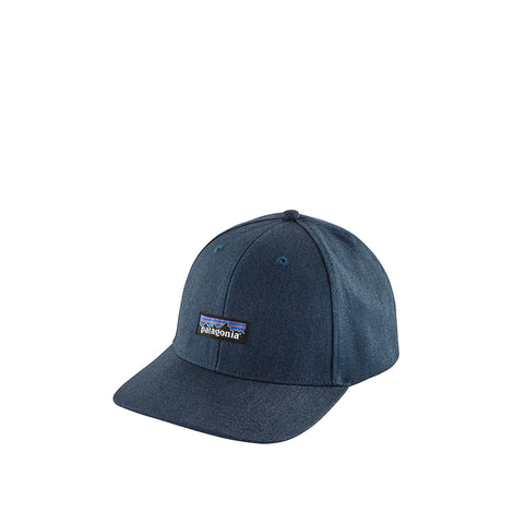 Headwear Patagonia Tin Shed Hat: P-6 Logo: Stone Blue - The Union Project, Cheltenham, free delivery
