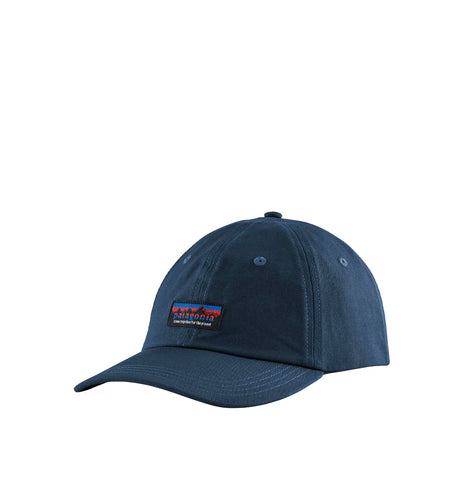 Headwear Patagonia Together for the Planet Label Trad Cap: New Navy - The Union Project, Cheltenham, free delivery