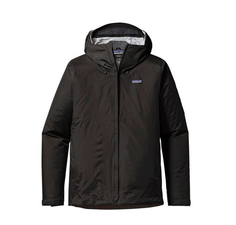 Patagonia Torrentshell Jacket: Black