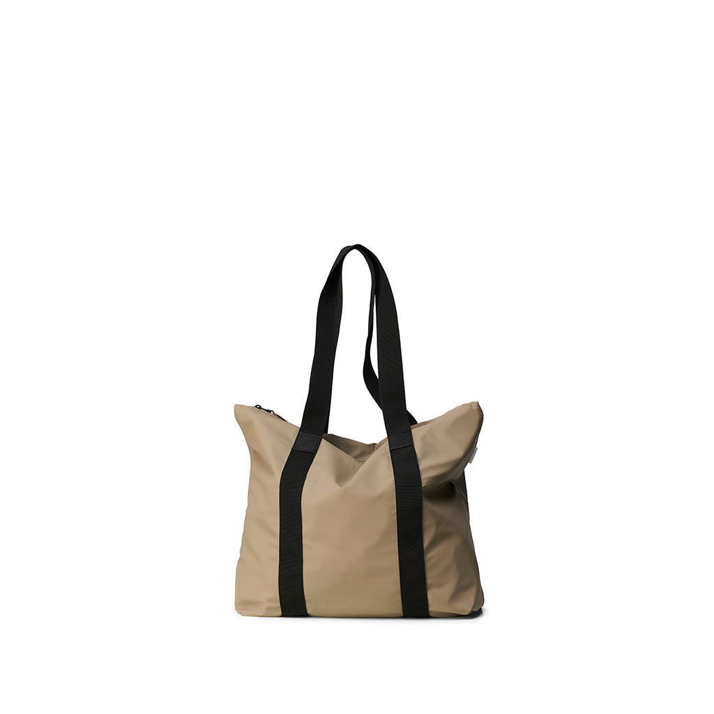 Rains Tote Bag Rush: Beige - The Union Project
