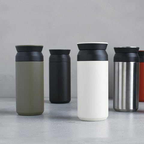 Travel Tumbler 350ml: Khaki