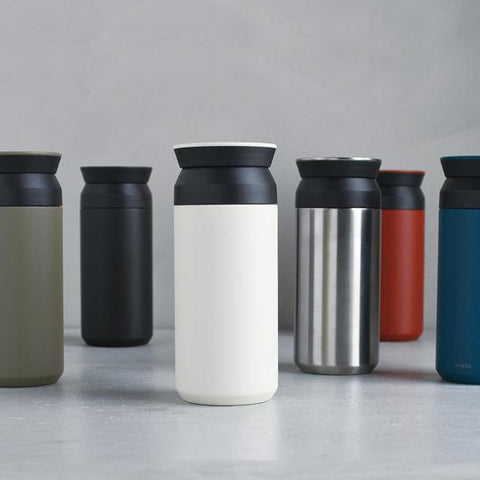 Travel Tumbler 350ml: Black