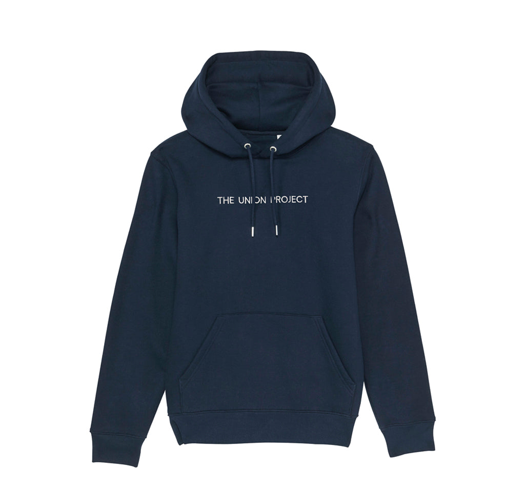 Hoods & Sweats The Union Project: Signature Hooded Sweat: Navy - The Union Project, Cheltenham, free delivery