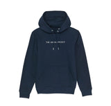 The Union Project: Signature Hooded Sweat: Navy