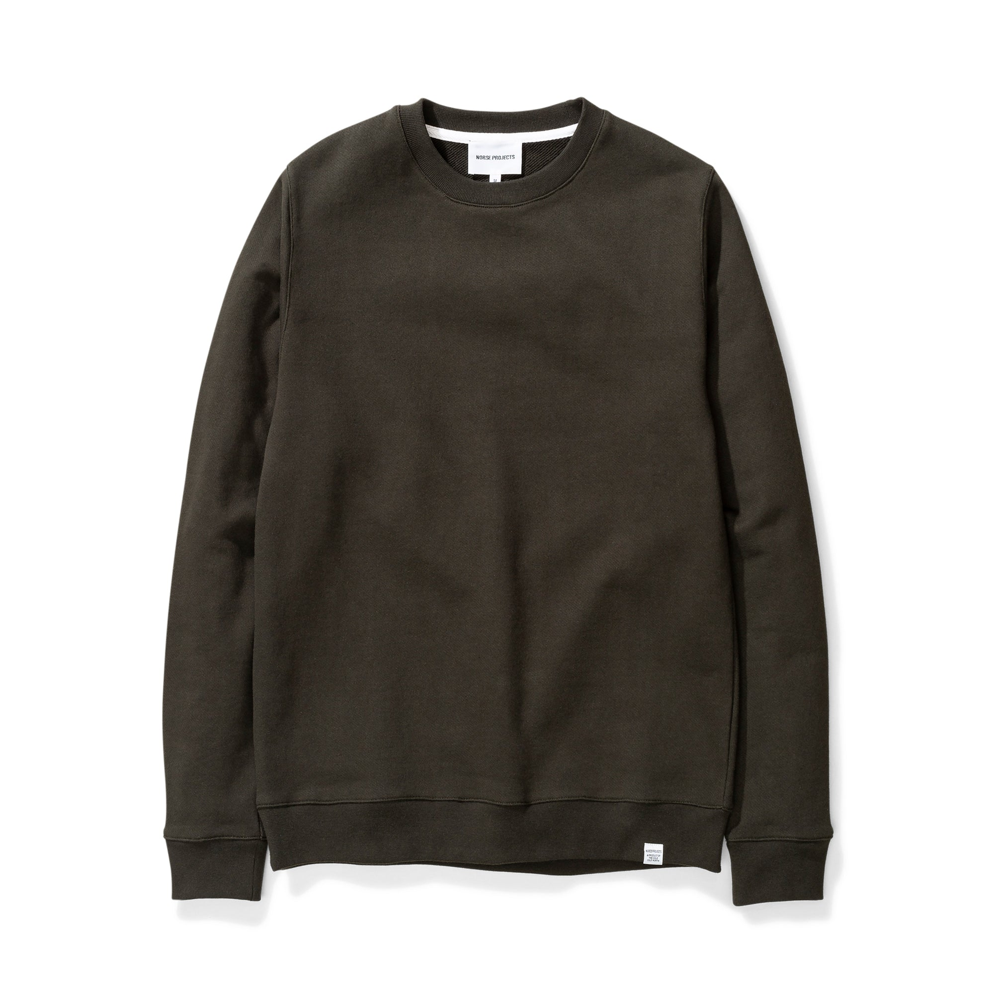 Norse Projects Vagn Classic Crew: Beech Green - The Union Project
