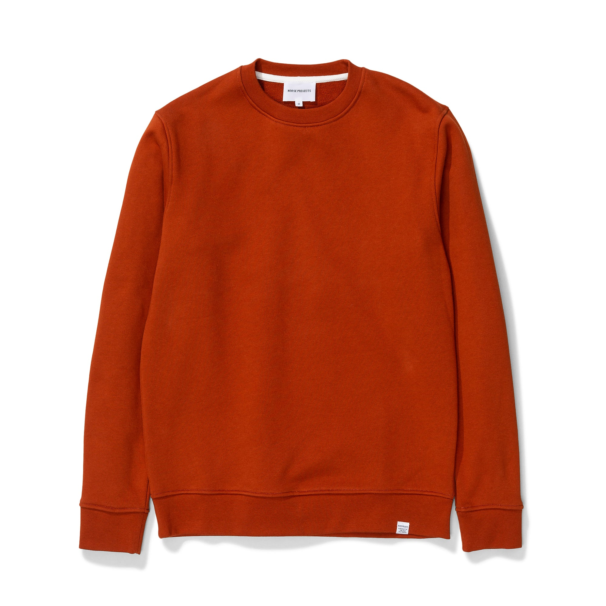 Norse Projects Vagn Classic Crew: Burnt Havtorn - The Union Project