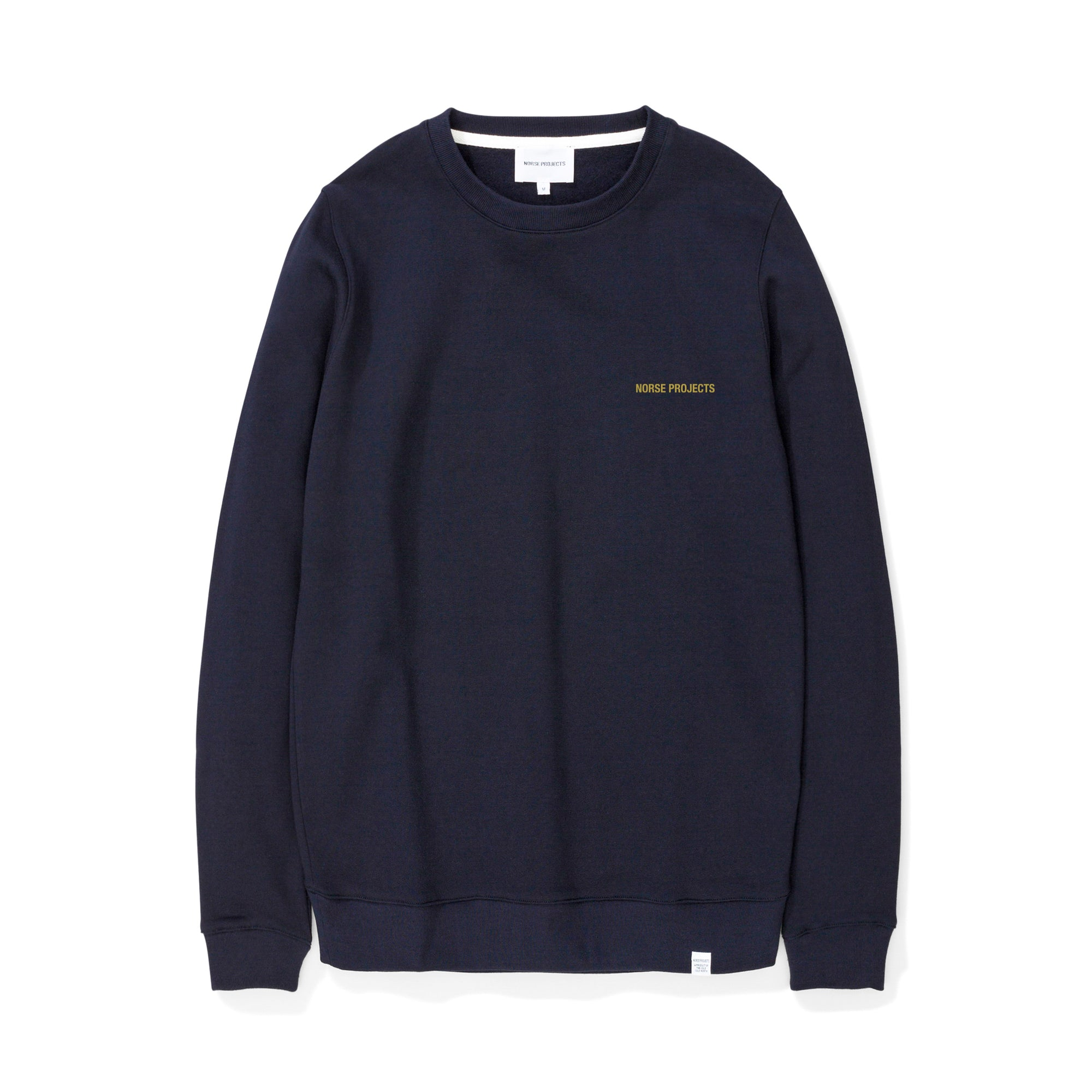 Norse Projects Vagn Norse Projects Logo: Dark Navy - The Union Project