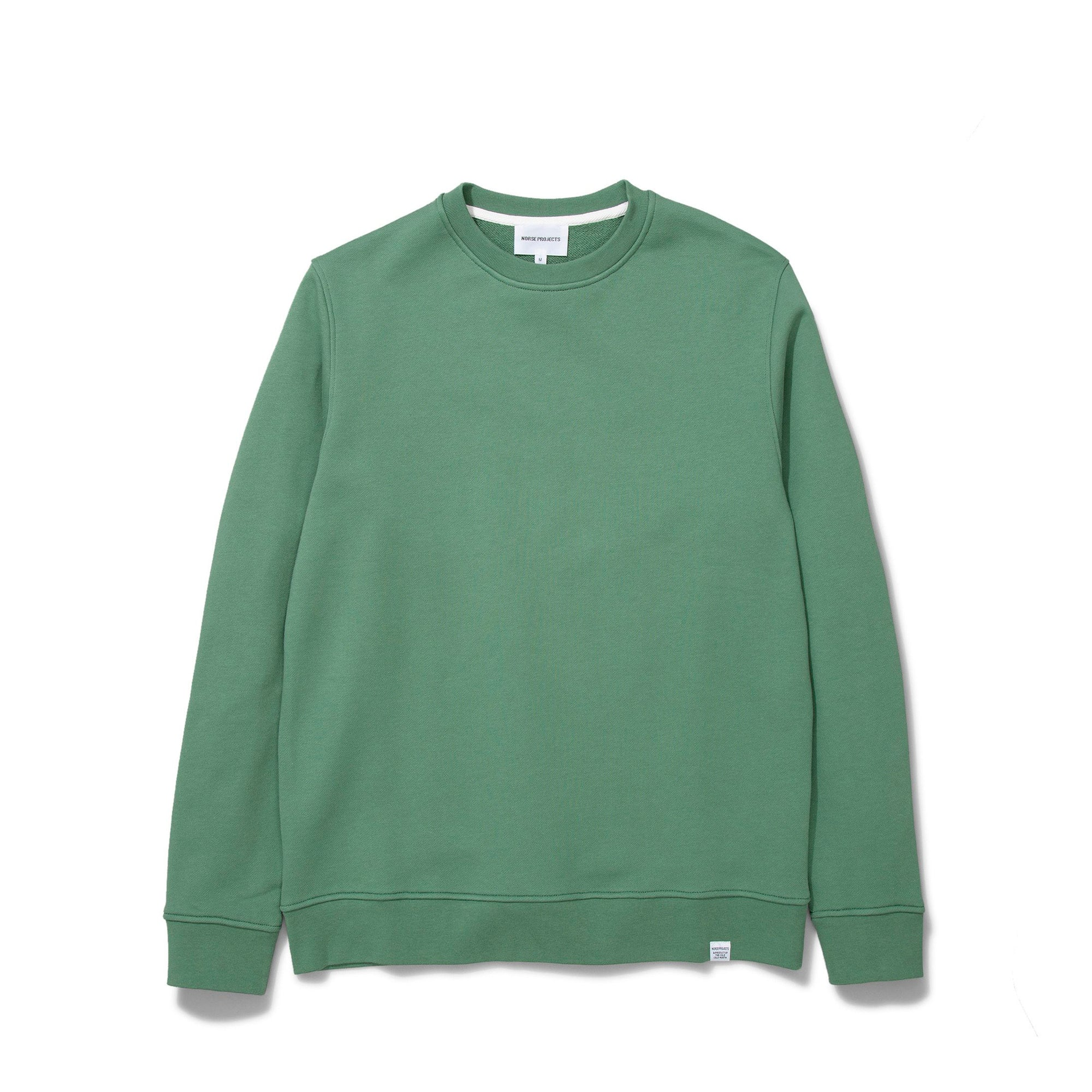 Norse Projects Vagn Classic Crew: Lichen Green - The Union Project