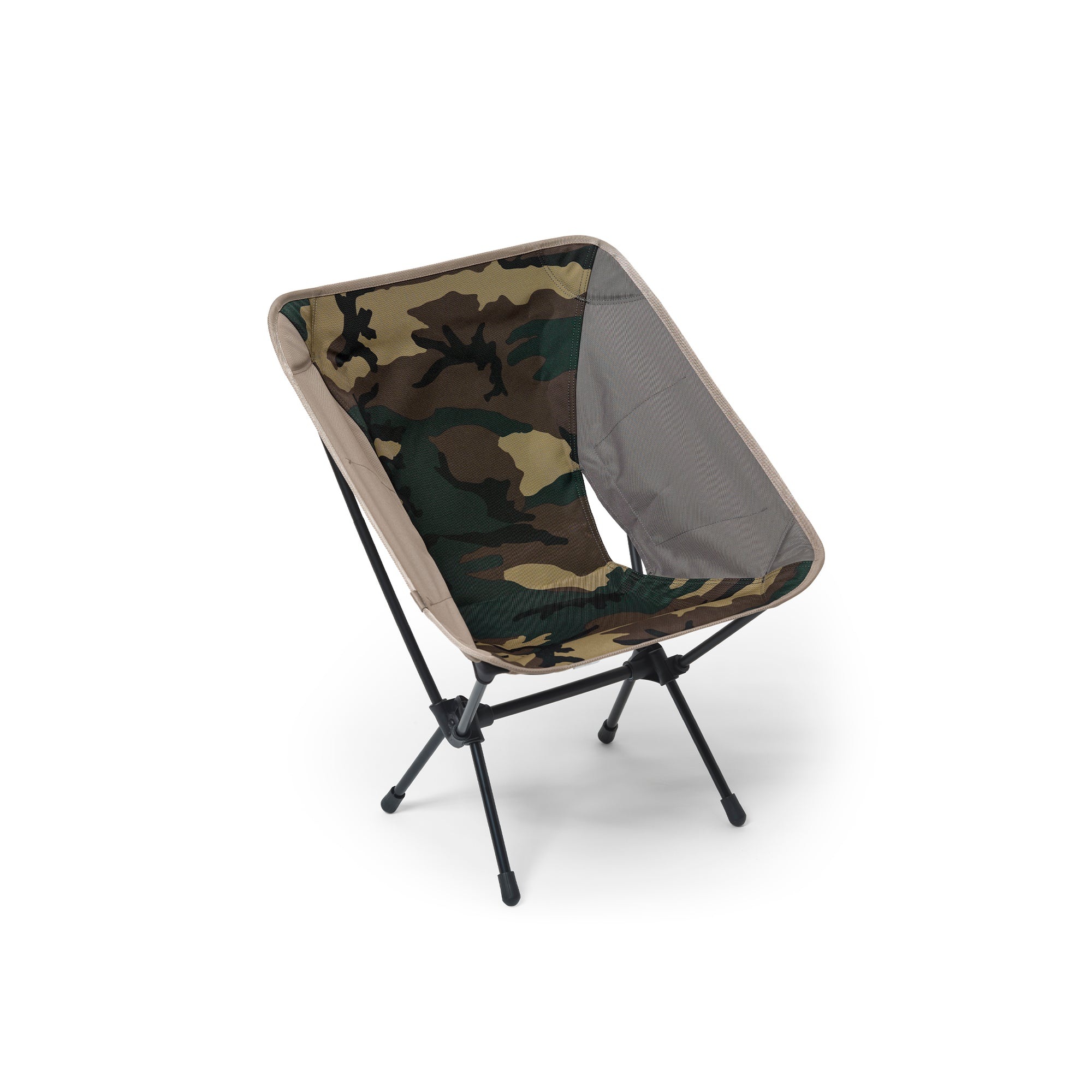 Carhartt WIP Valiant 4 Tactical Chair: Camo Laurel / Black - The Union Project
