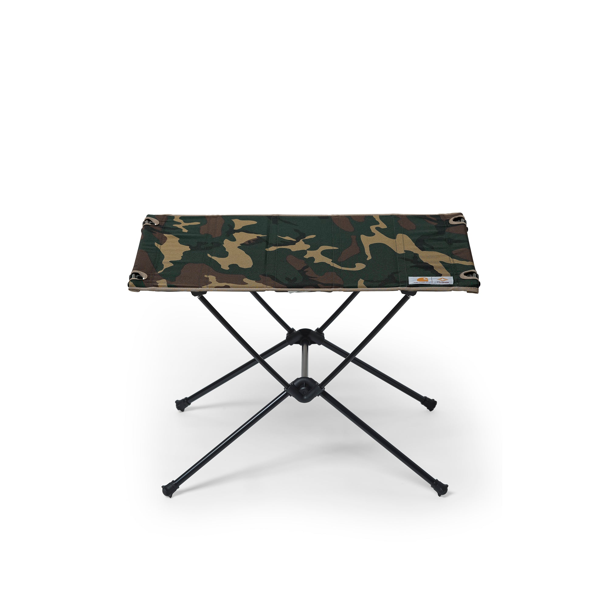 Carhartt WIP Valiant 4 Table One: Camo Laurel / Black - The Union Project