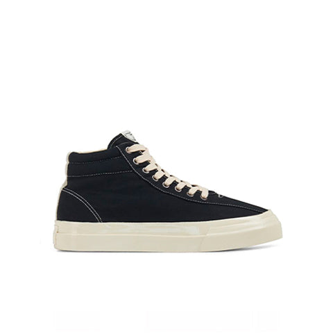 Footwear Stepney Workers Club Varden Canvas: Black - The Union Project, Cheltenham, free delivery