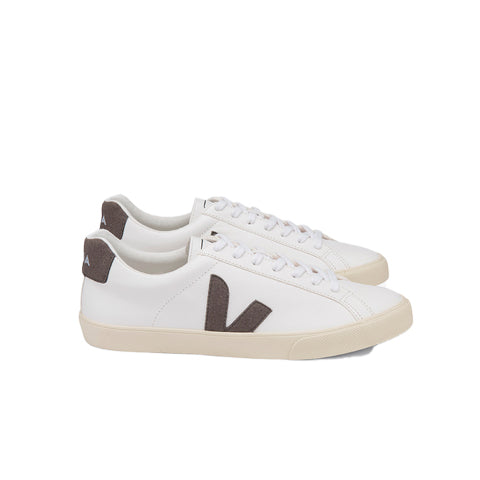 Footwear Veja Esplar: White / Kaki Butter Sole - The Union Project, Cheltenham, free delivery