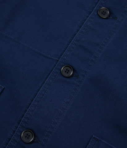 Vetra Workwear Jacket: Navy