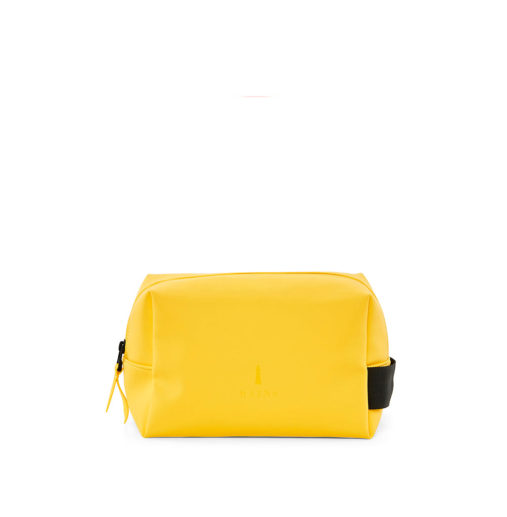 Rains Wash Bag Small: Yellow - The Union Project