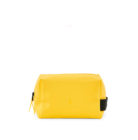 Luggage Rains Wash Bag Small: Yellow - The Union Project, Cheltenham, free delivery