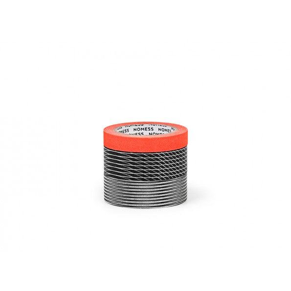 Nomess Washi Tape (3pcs): Grid/Orange - The Union Project