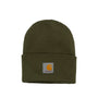 Carhartt WIP Acrylic Watch Hat: Cypress
