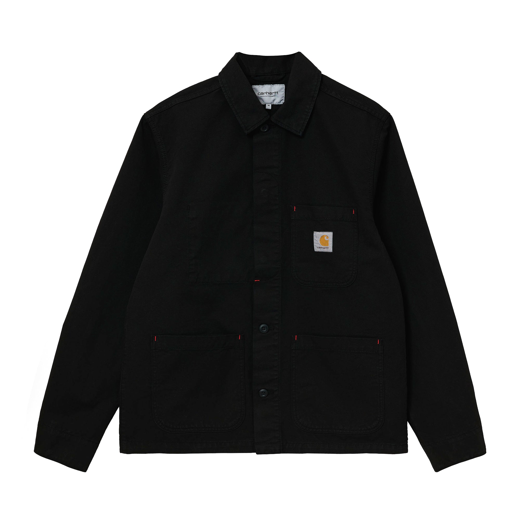 Carhartt WIP Wesley Jacket: Black - The Union Project