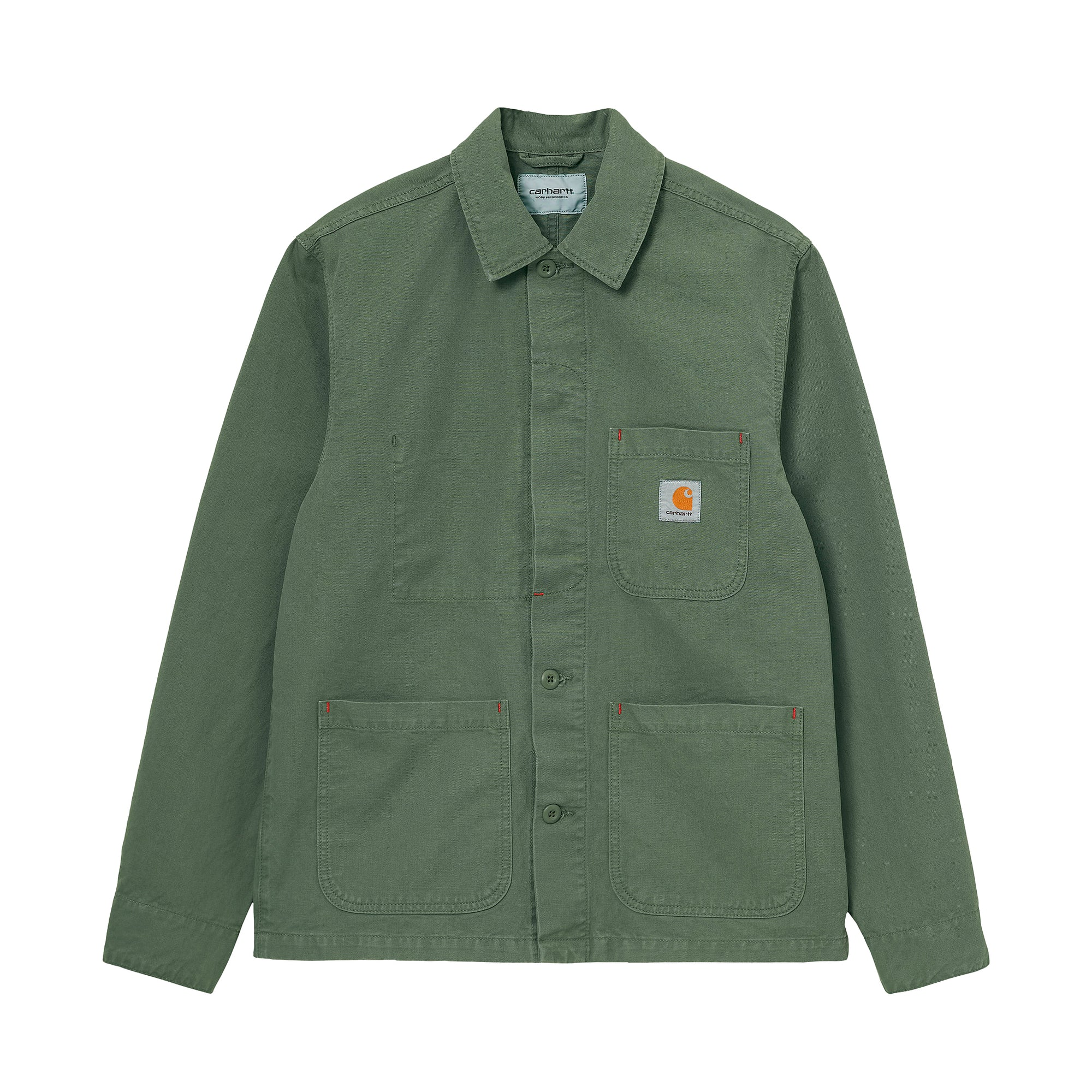 Carhartt WIP Wesley Jacket: Dollar Green - The Union Project
