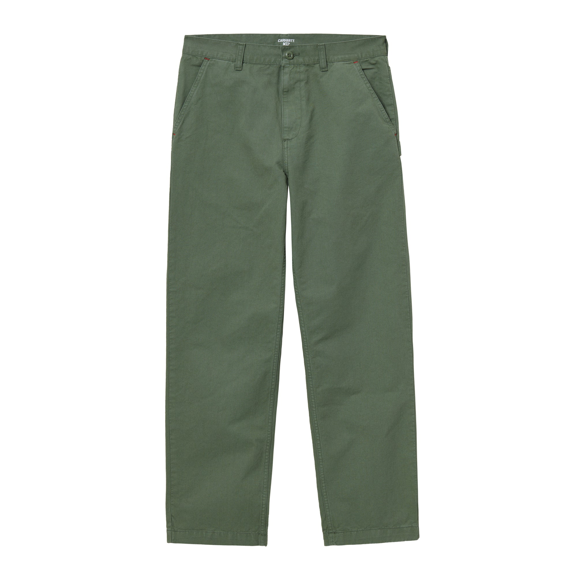 Carhartt WIP Wesley Pant: Dollar Green - The Union Project
