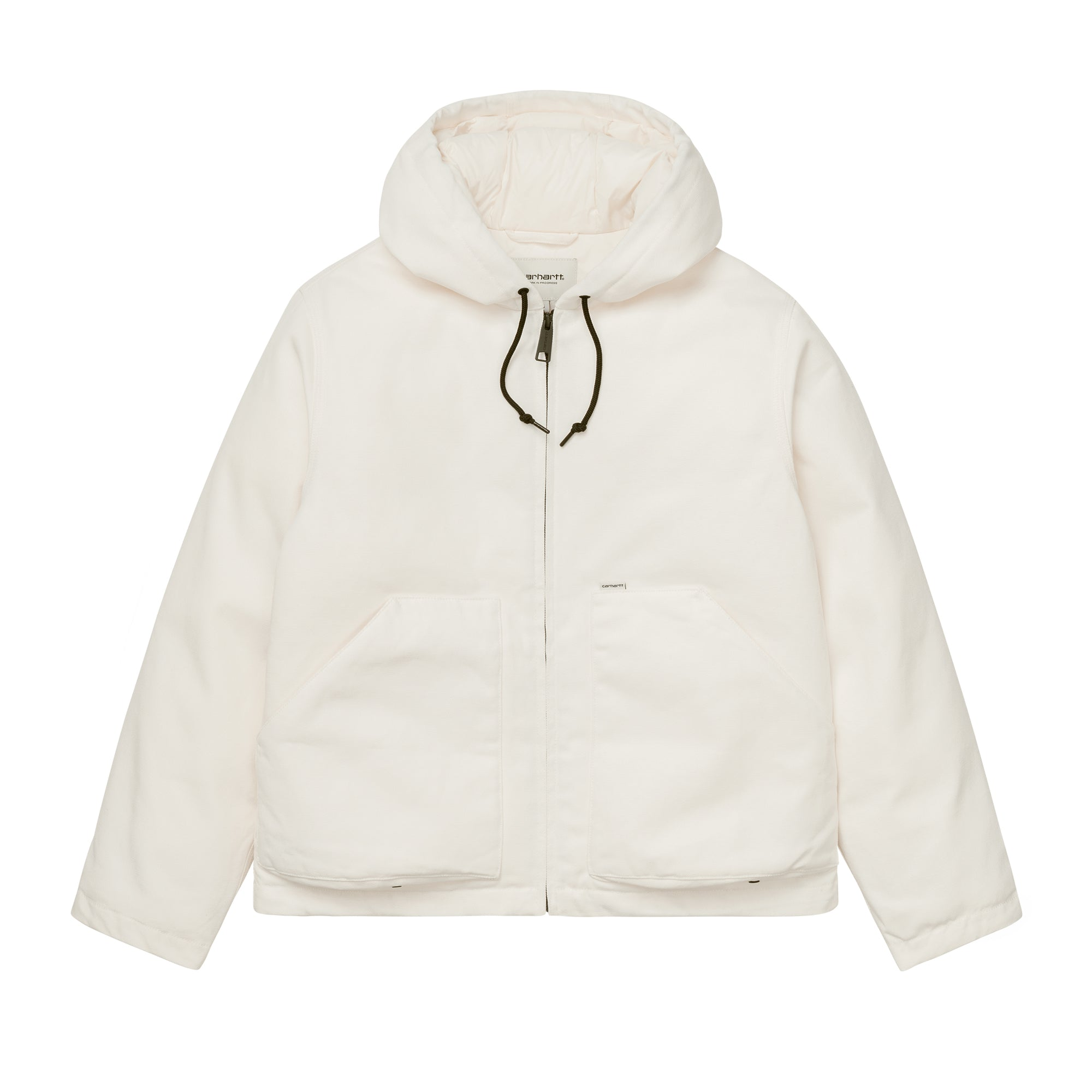 Carhartt WIP Womens Brooke Jacket: Wax - The Union Project