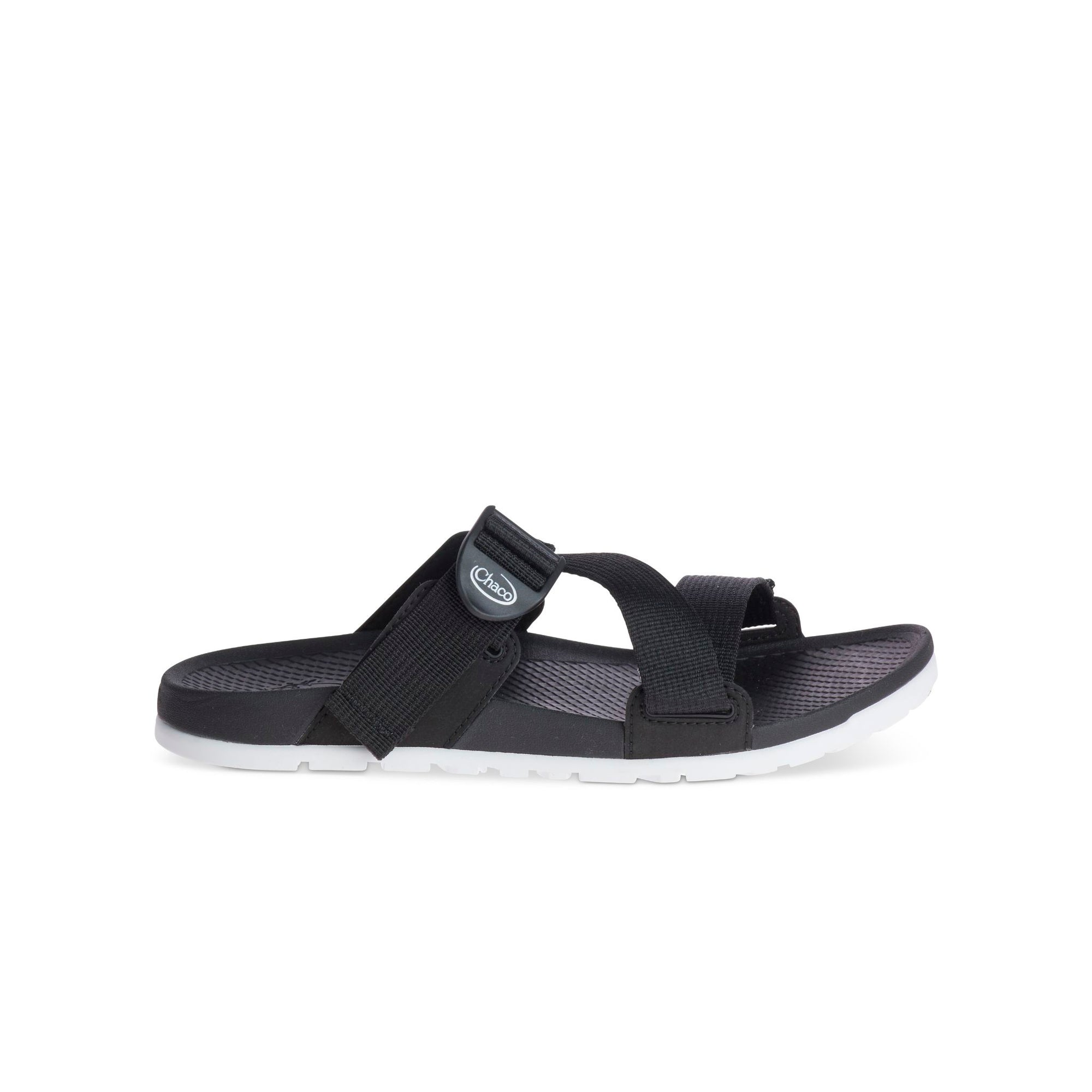 Chaco Womens Lowdown Slide: Black - The Union Project