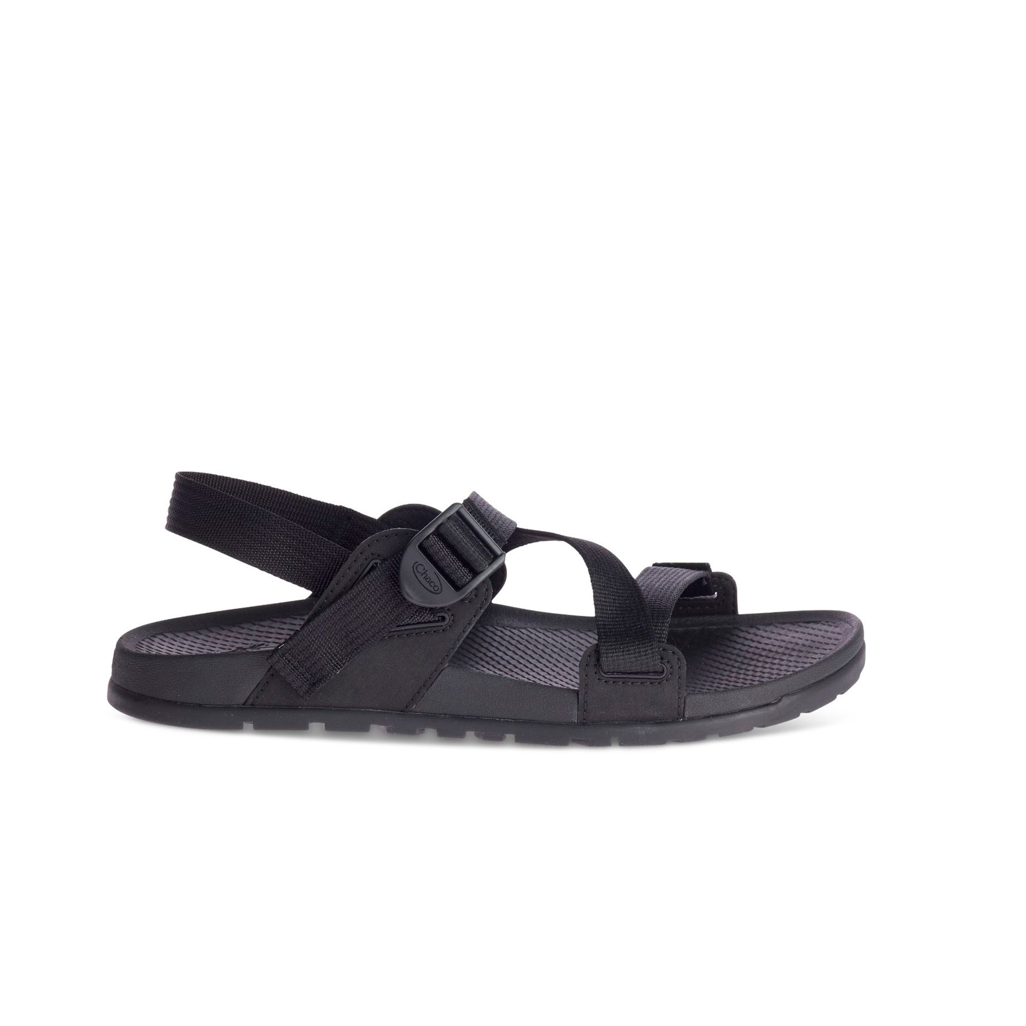 Chaco Womens Lowdown Sandal: Black - The Union Project