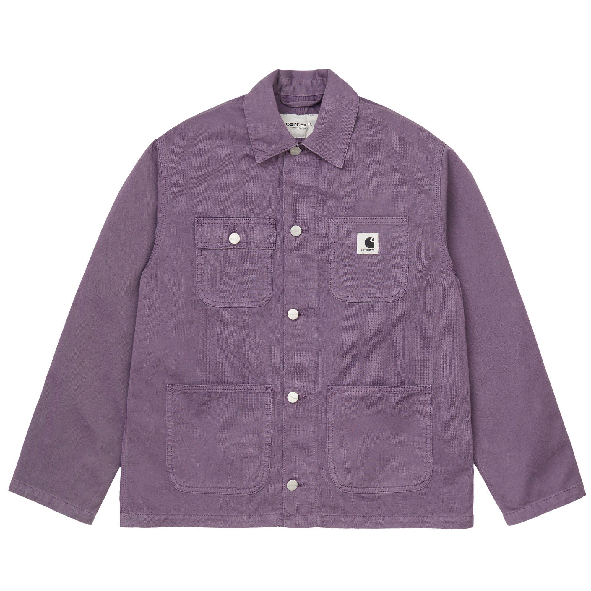 Carhartt WIP Womens Michigan Coat: Provence - The Union Project