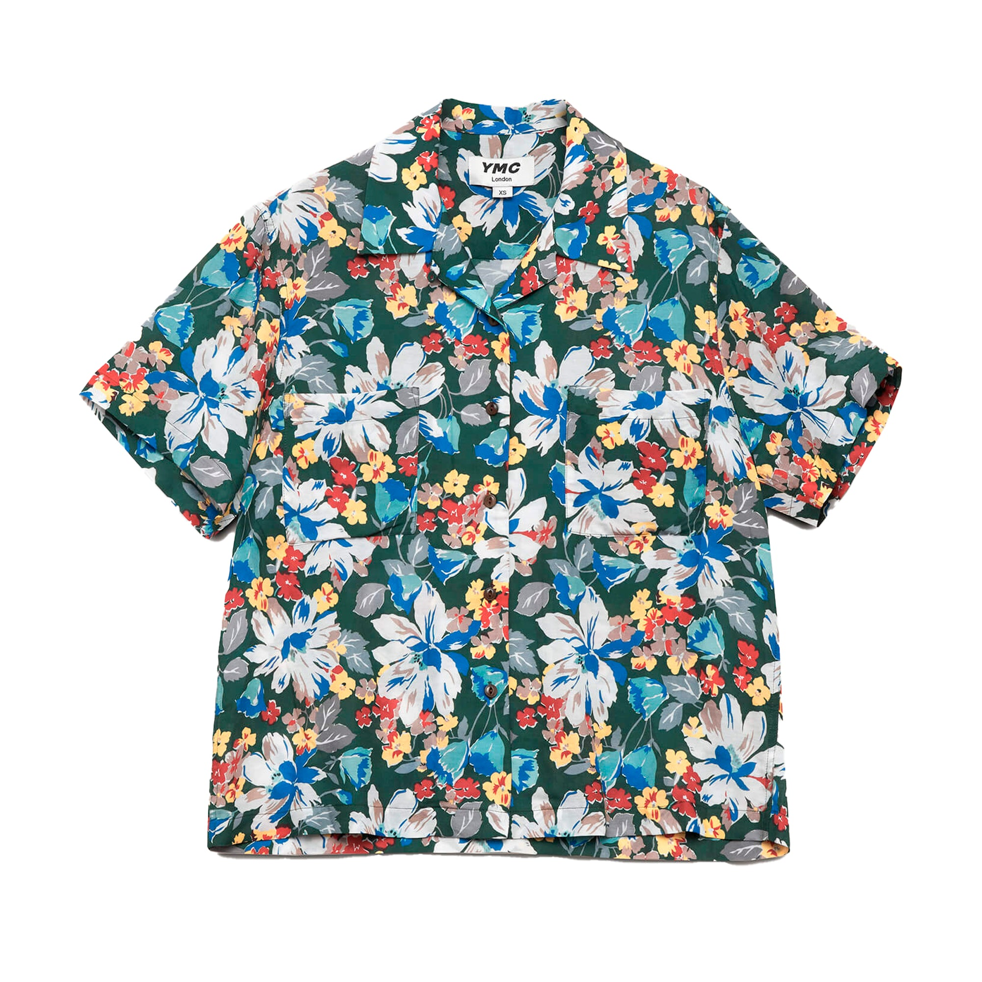 YMC Womens Vegas Shirt: Multi - The Union Project