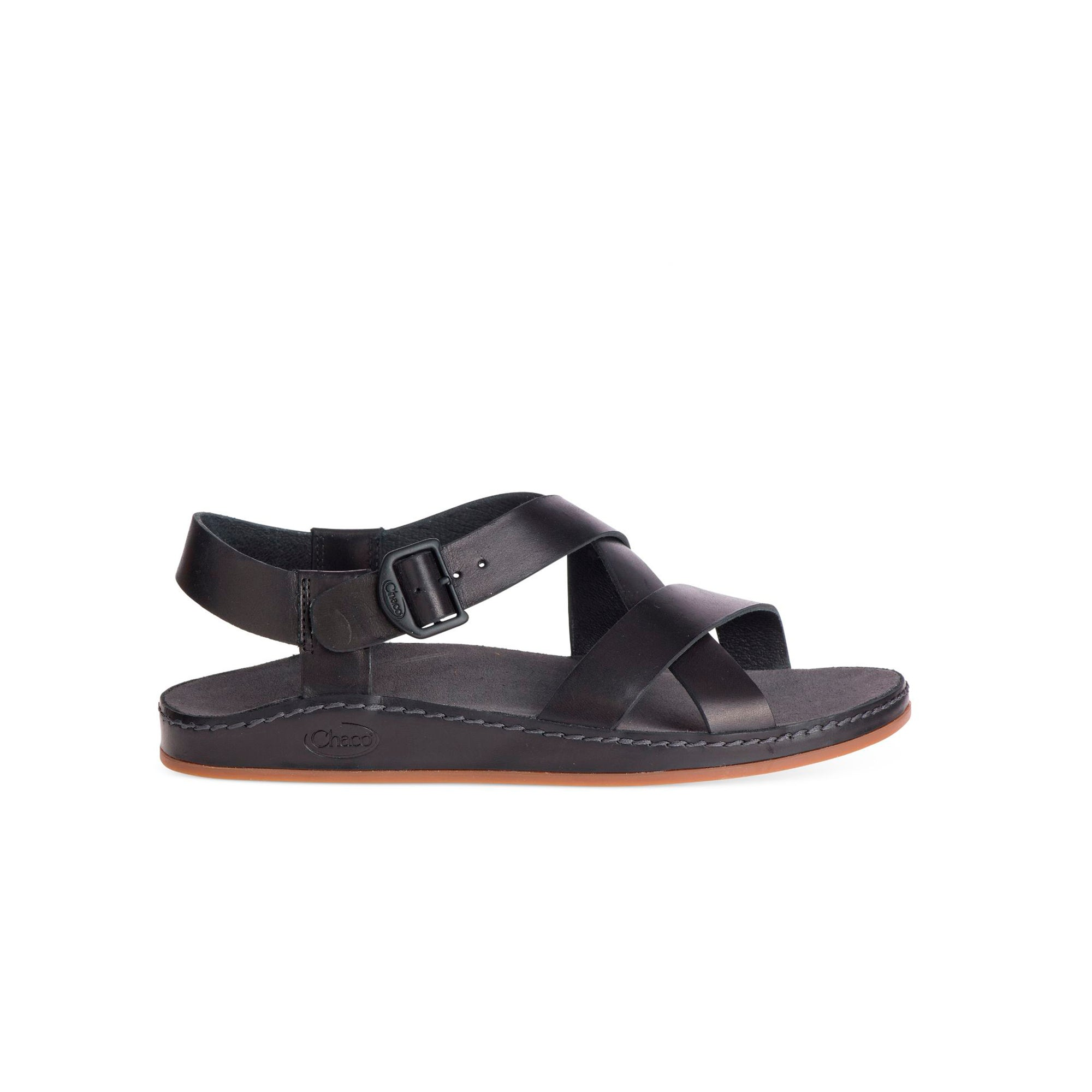 Chaco Womens Wayfarer: Black - The Union Project