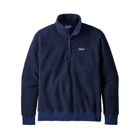 Patagonia Woolyester Fleece P/O: Classic Navy