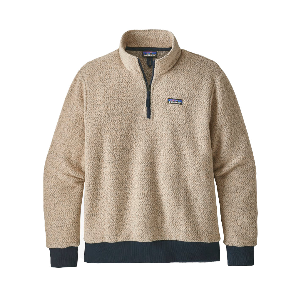 Patagonia Woolyester Fleece P/O: Oatmeal - The Union Project