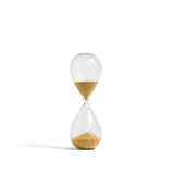 Home Accessories HAY Time 2019 Swirl XXL 45 Minutes: Gold - The Union Project, Cheltenham, free delivery