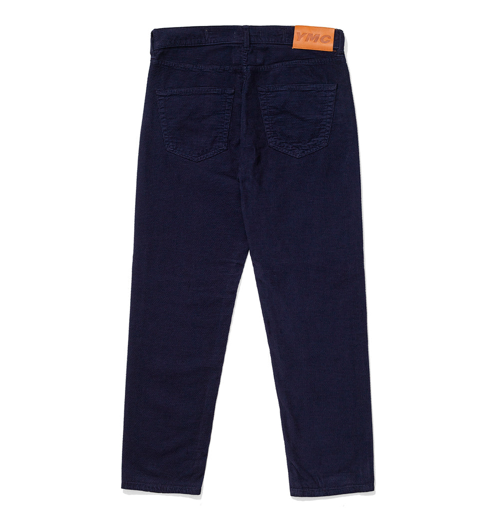 YMC Tearaway Jean: Navy Cord - The Union Project