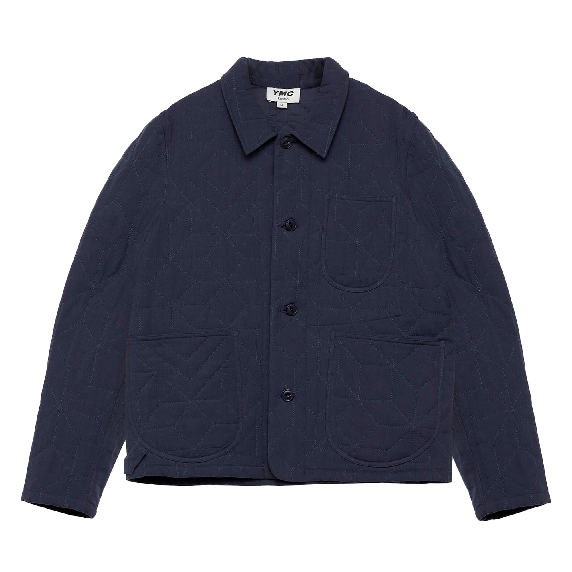 YMC Diddy Jacket: Navy - The Union Project