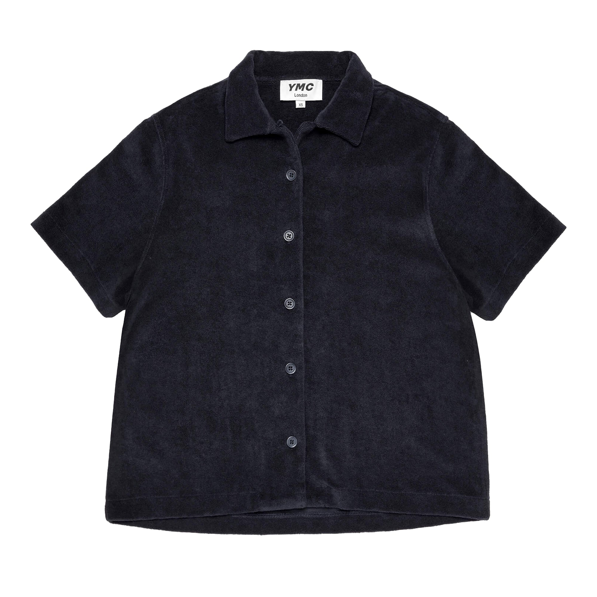 YMC Womens Vegas Shirt: Navy - The Union Project