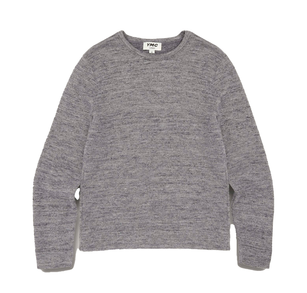 YMC X Sweat: Grey - The Union Project