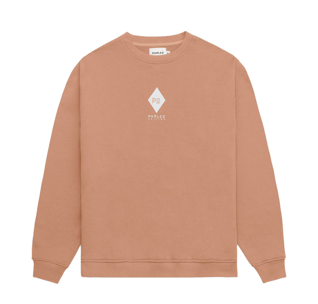 Parlez Zulu Sweatshirt: Sand - The Union Project