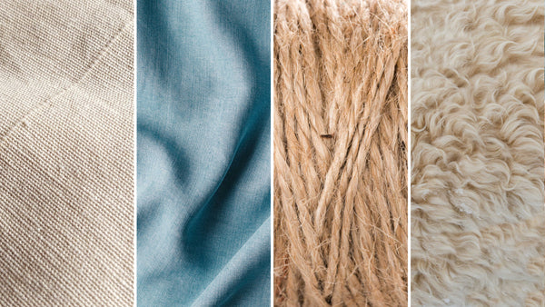 4 Eco-Friendly fabrics that will save your health and mother earth