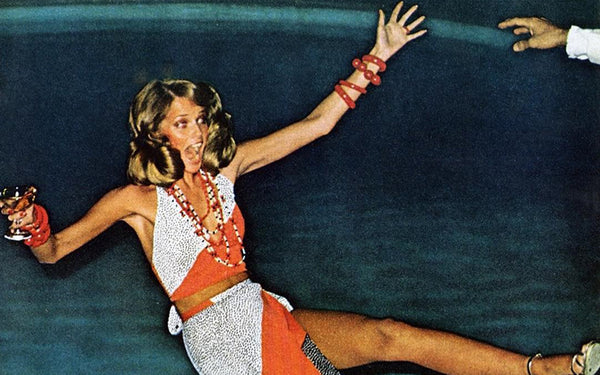 Swimming pools and the 60's: A Fascination