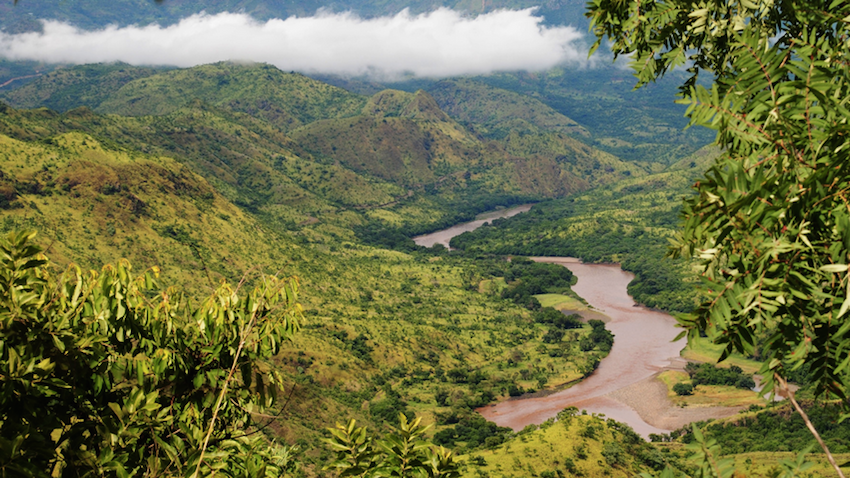Omo River<br> courtesy of Verde Beef