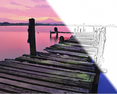 Sunrise Dock