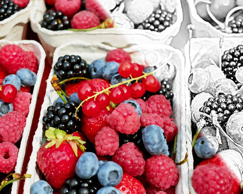 Basket o' Berries