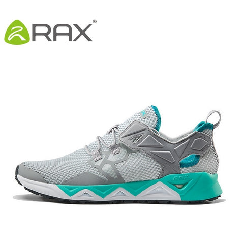 Breathable Lace Up Unisex Running Shoes - Nads Shoes