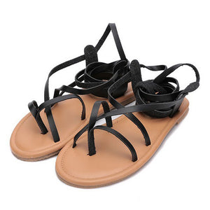Women's Gladiator Summer Sandals - Nads Shoes